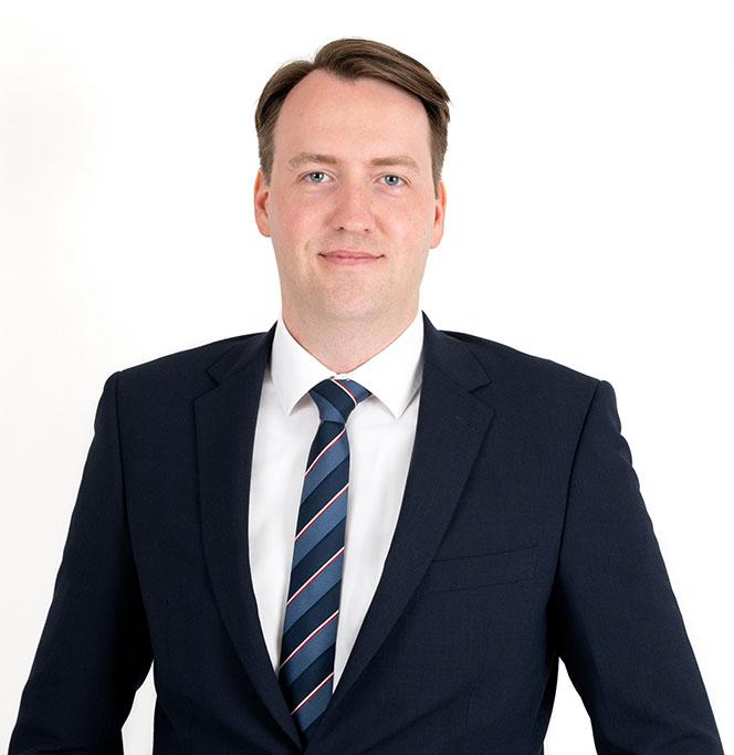 Mandatsbetreuung - Frederik Hischke