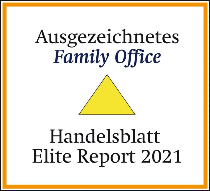 Metis Treuhand | Ausgezeichnetes Family Office Handelsblatt 2021
